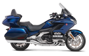 GOLD WING TOUR 1800 BLEU
