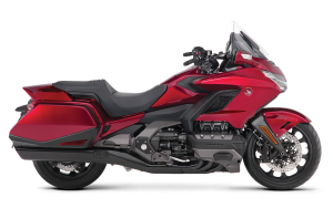 GOLD WING 1800 ROUGE