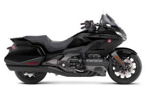 GOLD WING 1800 BLACK
