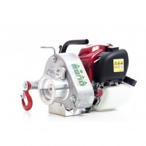 GAS-POWERED PORTABLE WINCH 700KG
