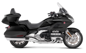 GOLD WING TOUR 1800 BLACK